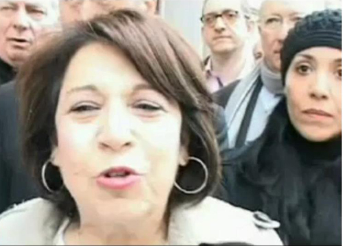 Michel Suchot, Bouchera Azzouz, Corrine Lepage